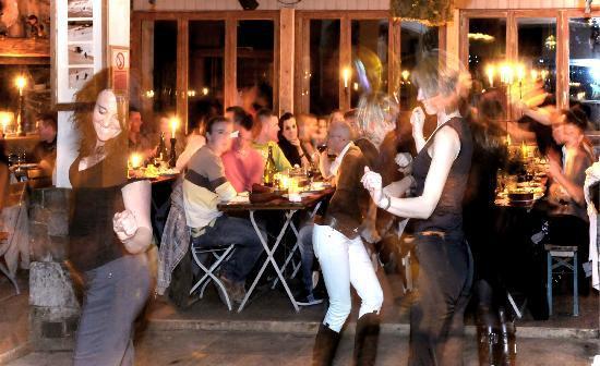 Telemark Cafe: Ambiance!