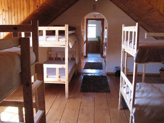 Jembjos Knysna Lodge & Backpackers: The front Dorm room