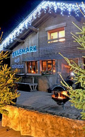 Telemark Cafe: Télémark Café @ La Clusaz