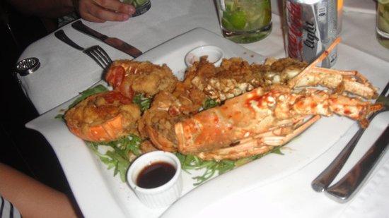 Sophias: Lobster