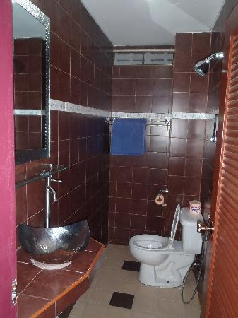 Hansaah: salle de bain