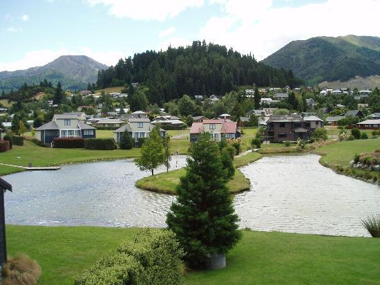 Village Lake Apartments: The view from our apartment