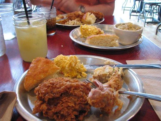 Beasleys Chicken Honey Raleigh Restaurant Reviews Phone