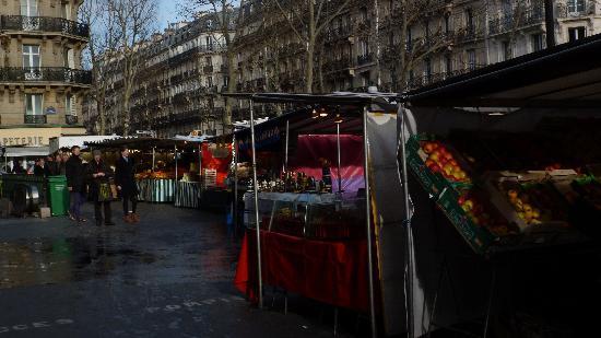 Maubert Mutualite Market: Marche Maubert