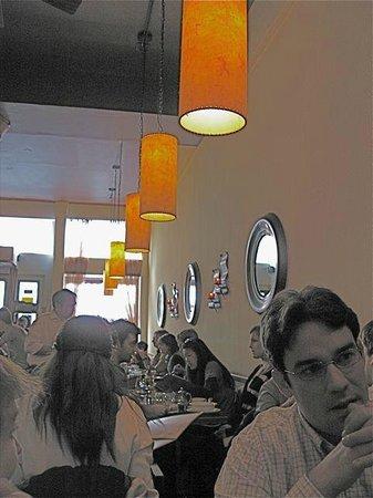Photo of Spanish Restaurant Cafe Ronda at 249 Columbus Ave, New York, NY 10023, United States