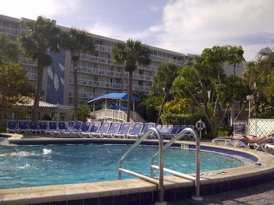 TradeWinds Island Grand Resort: Pool near Kids Club