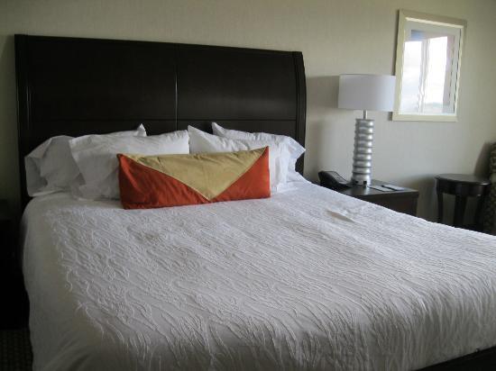 Hilton Garden Inn Eugene / Springfield: Comfy Bed