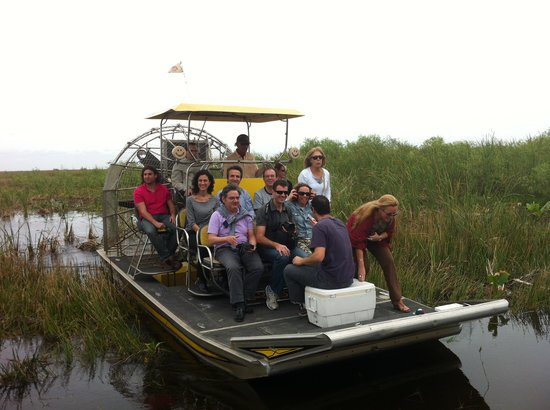 Miami, Floride : Best Airboat's