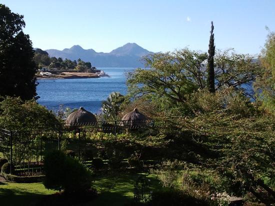 Hotel Atitlan: Jardin