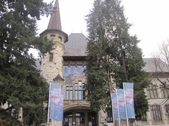 Einstein-haus is the museum - Picture of Einstein House ...