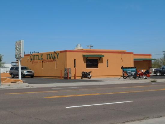 Little Italy Restaurant Reviews