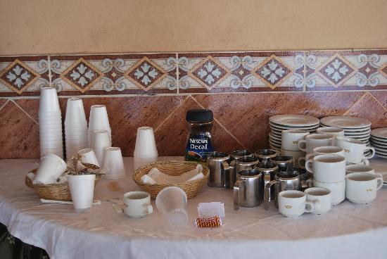 Hotel Riu Palace Punta Cana: el menaje limpio mezclado con el sucio