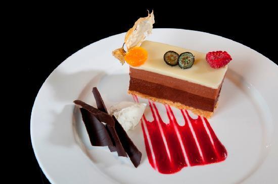 Atlantica Hotel Halifax : Delicious Dessert