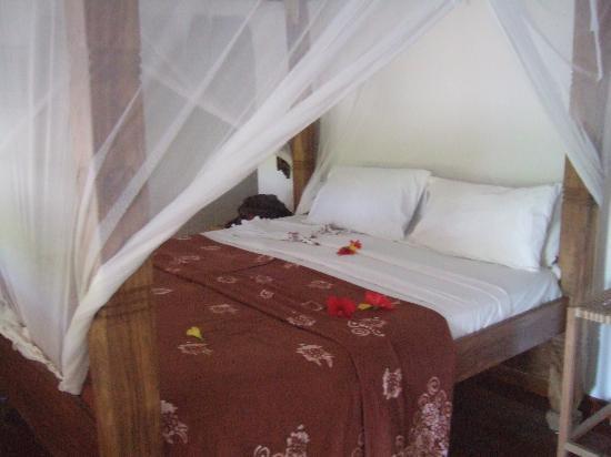 Hakuna Majiwe Beach Lodge: camera doppia standard-interno