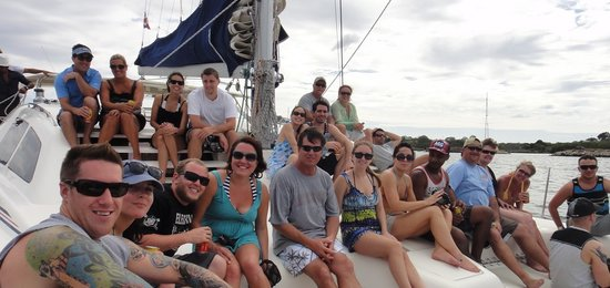 Sailing by Gold Coast Charters - Day Cruise