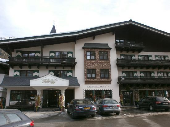 Ski & Bike Wiesenegg Hotel: wohlfühl-hotel!