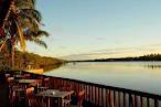 Hotel Transamerica Ilha de Comandatuba: Imagem do porto do sol