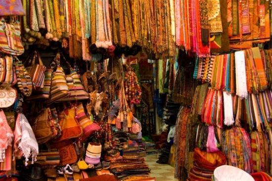 Riad Dar Karma : Colours of the Souk