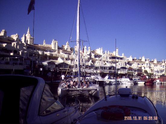 Hotel Mac Puerto Marina Benalmadena : puerto marina