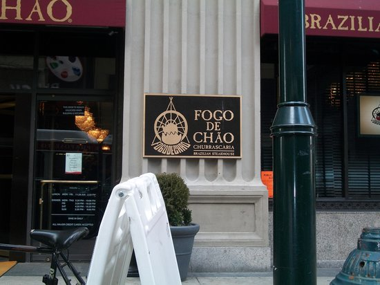 Fogo de Chao Brazilian Steakhouse : Outside