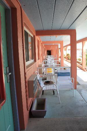 Holiday Isles Resort: lower floor