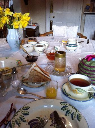 Sandeman House : Breakfast at Sandeman Guest House was like being part of the family