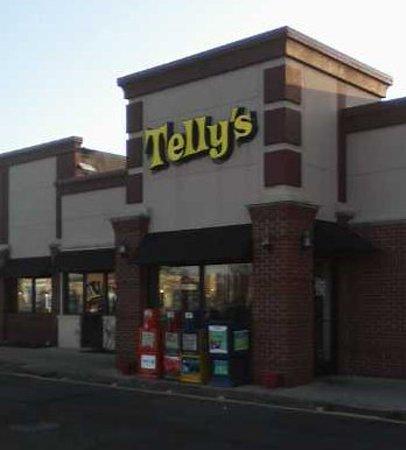 Telly's Coney Island: Exterior at Door
