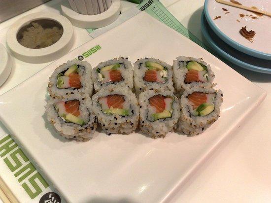 Tr s cher avis de voyageurs sur my sushi rinascente - Sushi porta ticinese ...