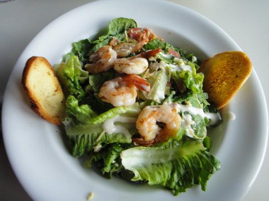 Barra on Todd: Salad