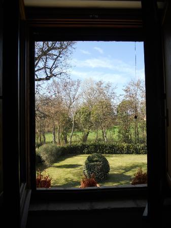 Agriturismo Podere La Fornace: vista dalla nostra camera...
