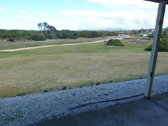 Beaumaris, Australia: View from the room