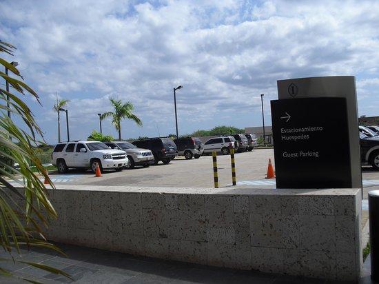 InterContinental Maracaibo: parcheggio
