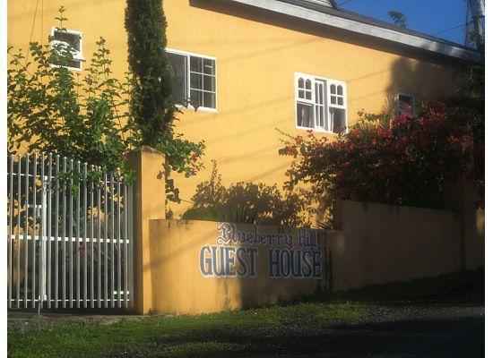 Blueberry Hill Guesthouse: guest house