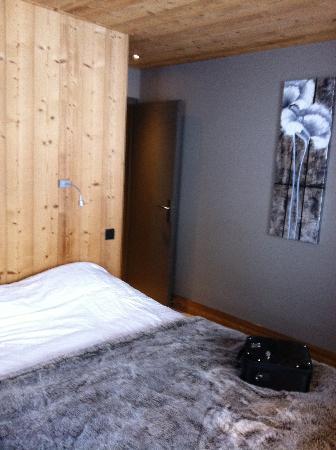 Les Rhodos: chambre