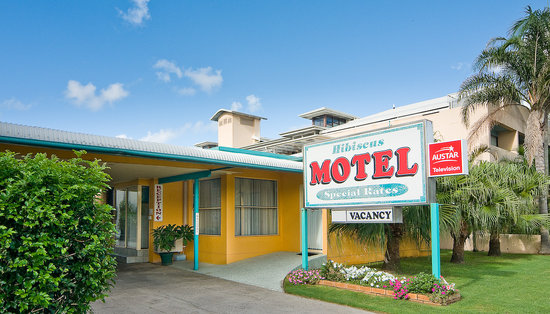 Photo of Hibiscus Motel Byron Bay