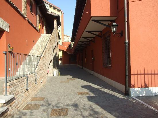 Borgo Papareschi: esterno