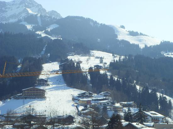 Pension Eppensteiner : view from room