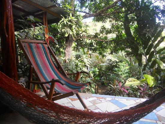 Cabinas Manolo: View from our cabinas porch- breathtaking!
