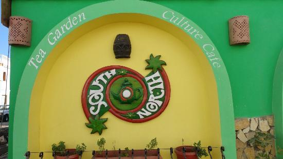 South North - Tea Garden & Culture Cafe: Magda-Goralka