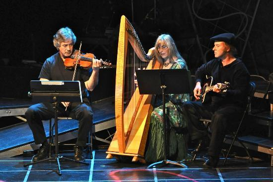 Horton Grand Theatre: The Celtic Echoes perform during the 2011 Voices of Ireland show.