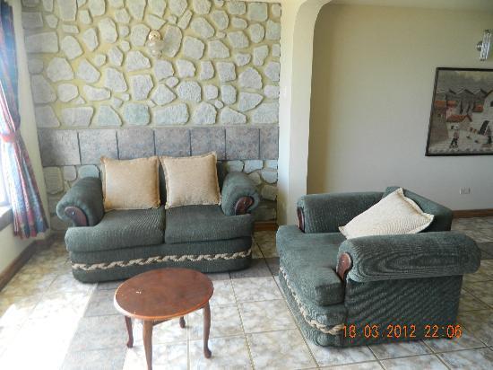 Hotel Mirador Pico Blanco: f de hab