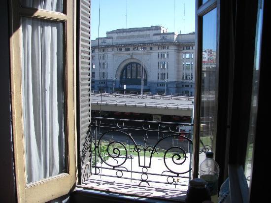 Gran Hotel America: vista desde el hotel