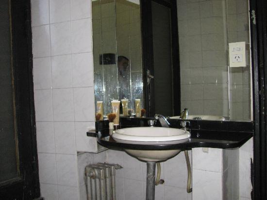 Gran Hotel America: baños privados limpios