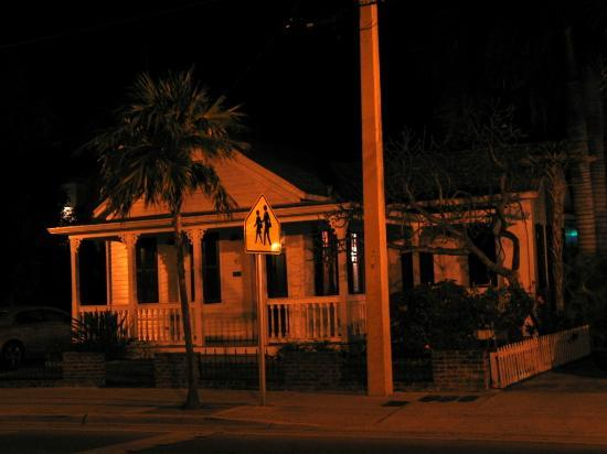 The Conch House Heritage Inn: Delaney house, 3 units, next to main house.