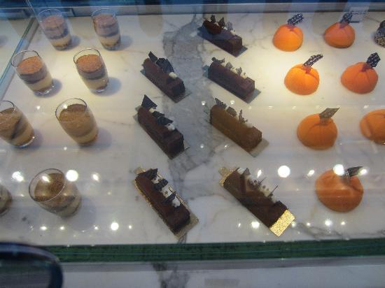 Yauatcha: Dessert bar