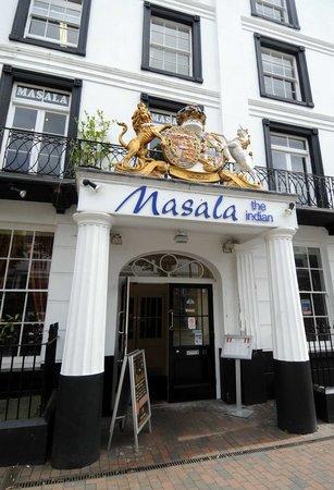 Masala The Indian Restaurant