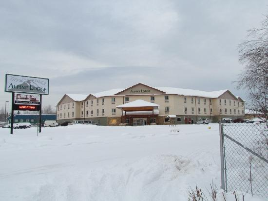 La Quinta Inn & Suites Fairbanks: Alpine Lodge