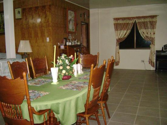 Jernett Pension House: Dining Area