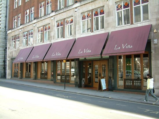 La Vina - Liverpool: outside