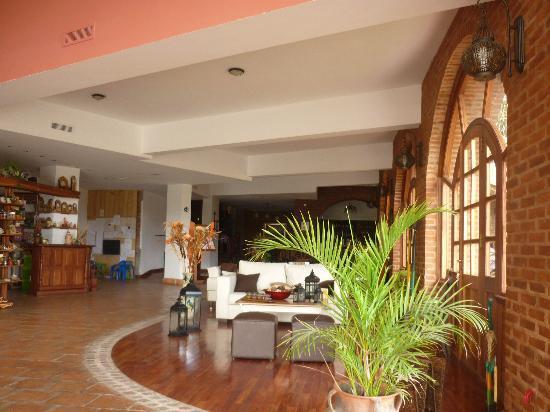 Hotel Costanera Mar: Loby2
